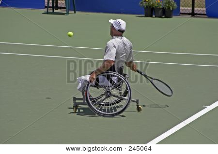 Disabled Tennis