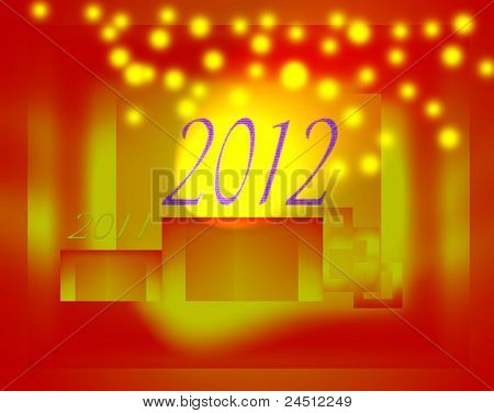 2012. Protagonist of the new year