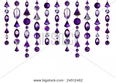 hanging baubles capzi shells