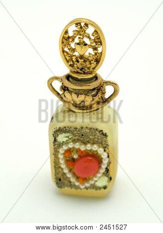 Vintage Love Bottle