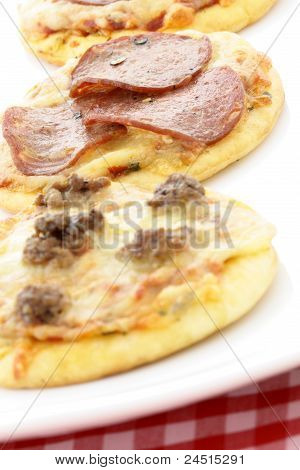 Pizza Hors D'oeuvres