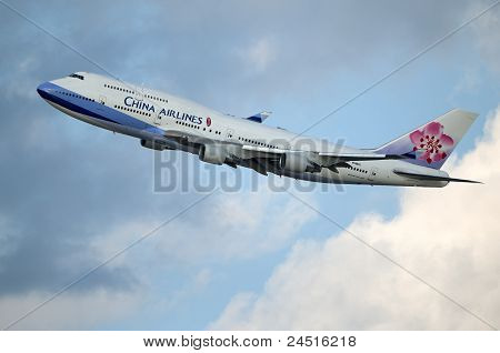 Boeing 747 China Airliners
