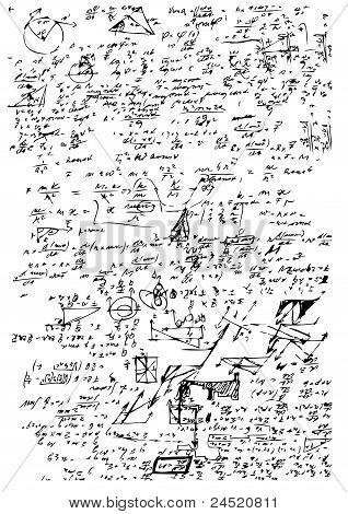 Math Symbols From The High School