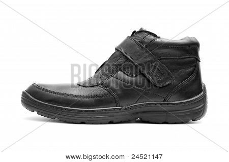 Black Man's Boot