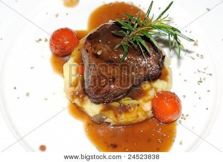 Meat main course