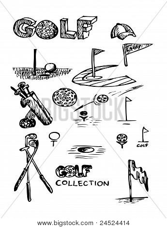 Golf Objects