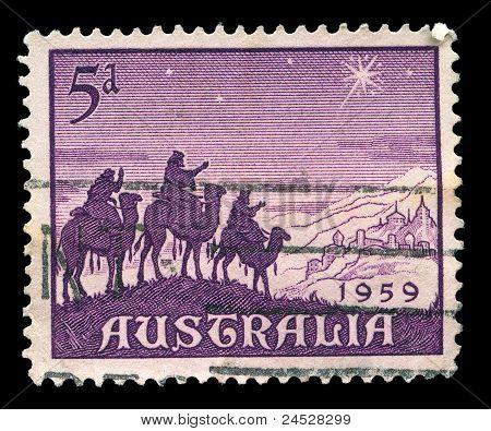 Australian Post Stamp