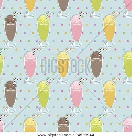 Milkshake Pattern