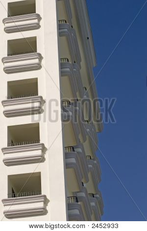 Balconies On Corner
