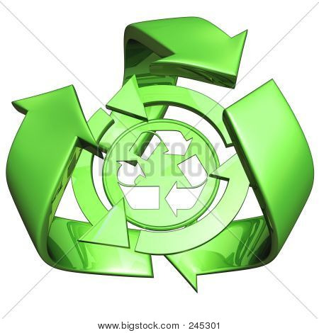 Recycle 3d