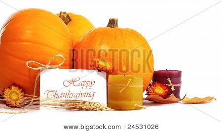 Thanksgiving Holiday Decoration