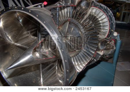 Jet Engine For Educational Purpose