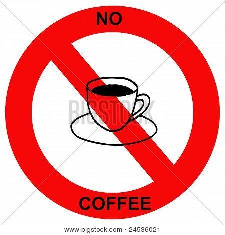 Forbidden coffee