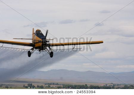 crop duster-Sprayer