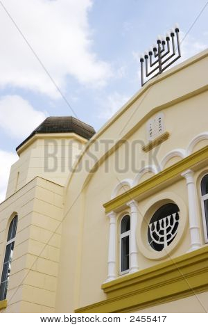 Israel Jewish Synagogue In