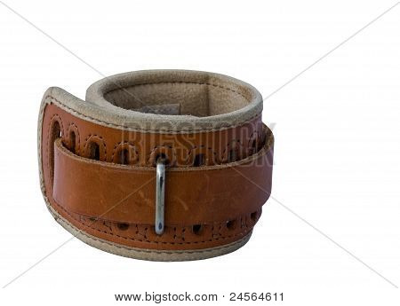 Padded Wrist Restraint Isolated