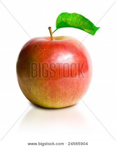 Juicy Super Fresh Apple.