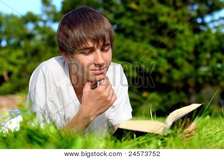 Teenager Read Book
