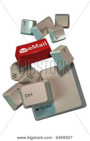 Computer Keys Email