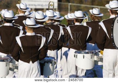 High School secundaria Marching Band