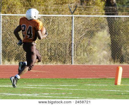 Football Touchdown