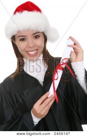 Graduation At Christmas