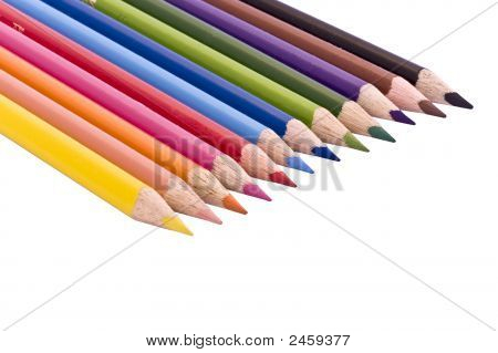 Aligned Pencils