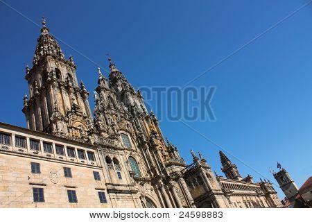 Cathedral - Santiago De Compostela, Spain