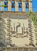 Постер, плакат: Фасад монастыря святого Герасима в Кефалония Греция
