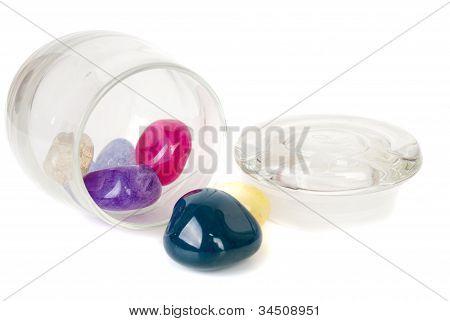 Jar With Gem