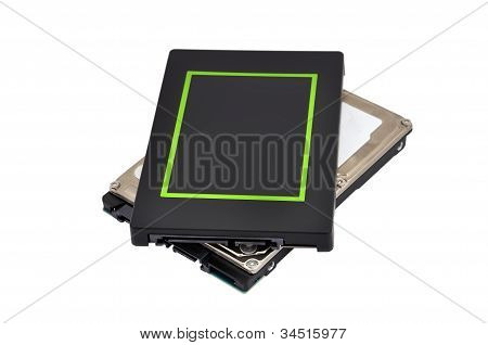 Two Ssd