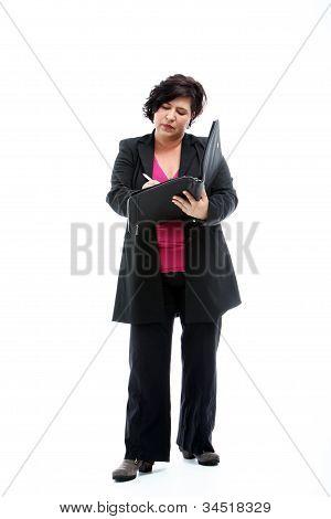 Manageress Or Senior Executive