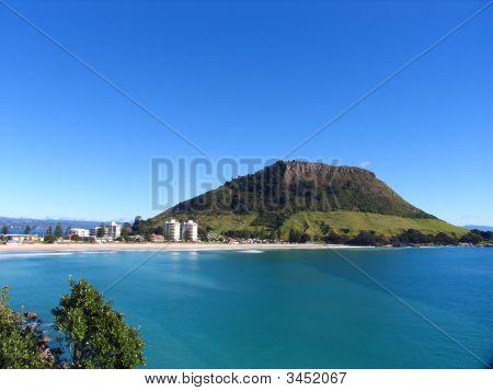 Beach And The Island