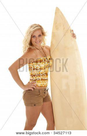 Surfer Girl Smile