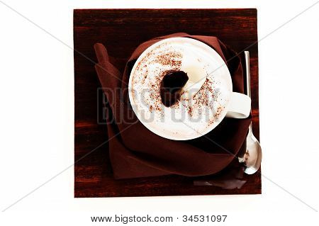 Cup Hot Chocolate