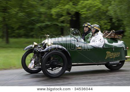 Morgan Aero Sport de 1931
