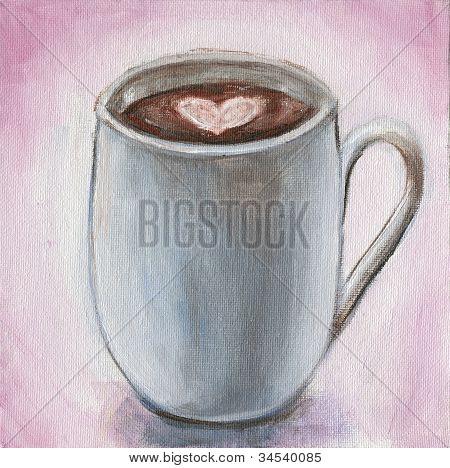 Heart In Drink