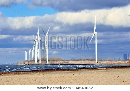 Energy Windmills