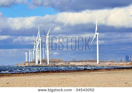 Energy Windmills