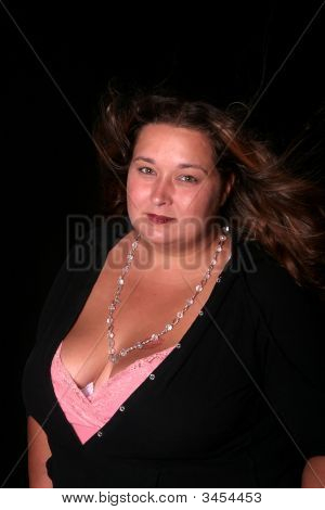 Sexy Plus Size Model