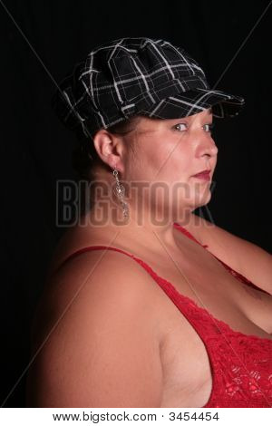 Sexy Full Figured Woman