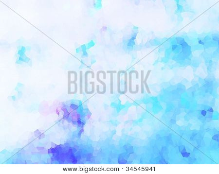Abstract Background-clouds.