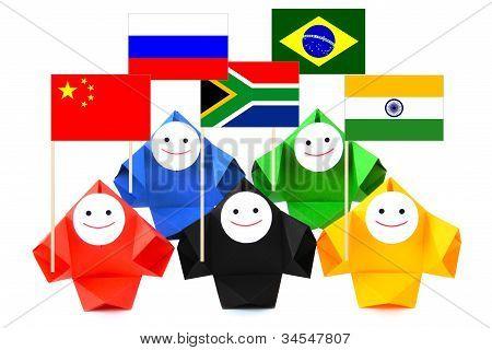 BRICS, international relations, and cooperation metaphor