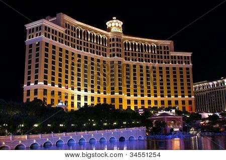Bellagio Hotel And Casino