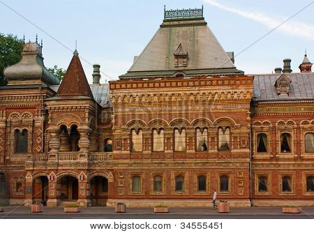 Igumnov House,moscow,russia
