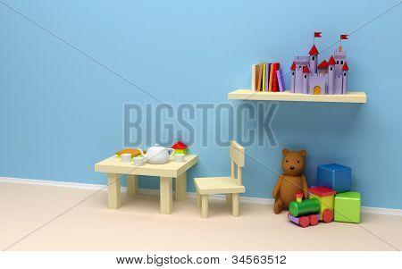Kind Zimmer