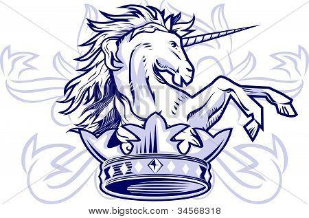 Unicorn Crown