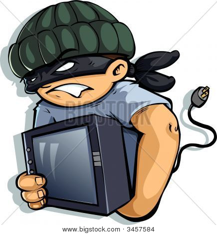 Vector Burglar