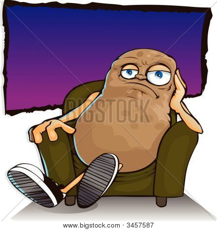 Vector Couchpotato