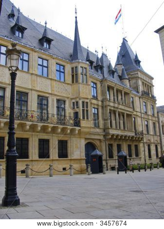 Grand Ducal Palace Luxembourg City Luwembourg